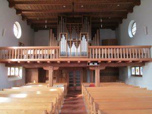 Oberdiessbach Industriestrasse Orgel