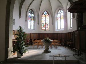 Oberdiessbach Kirchenfenster